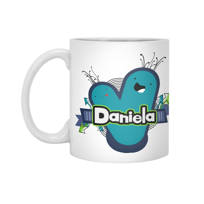 Daniela Accessories Standard Mug by ZuniReds's Artist Shop