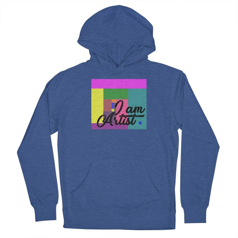 I AM ARTIST Women's Pullover Hoody by ZuniReds's Artist Shop