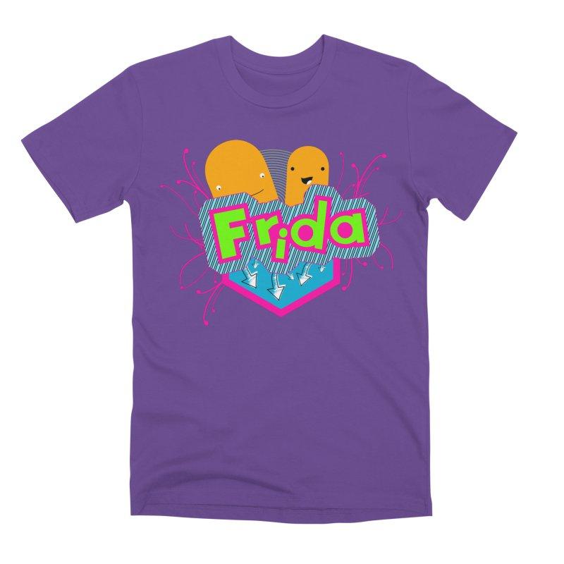 Frida Men's T-Shirt by ZuniReds's Artist Shop