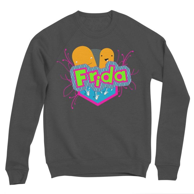 Frida Men's Sweatshirt by ZuniReds's Artist Shop
