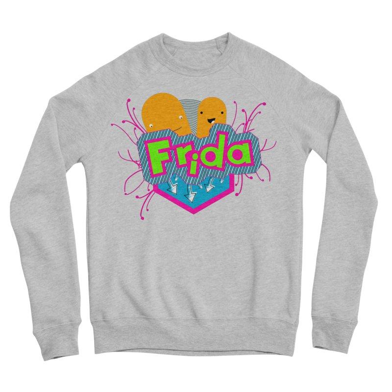 Frida Men's Sponge Fleece Sweatshirt by ZuniReds's Artist Shop