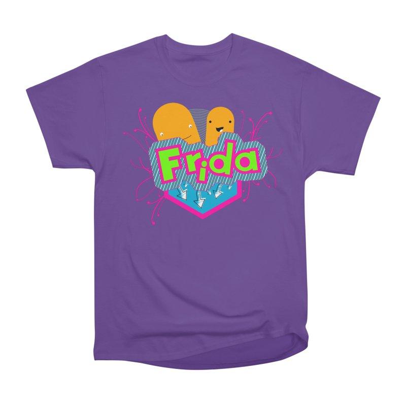 Frida Women's Heavyweight Unisex T-Shirt by ZuniReds's Artist Shop