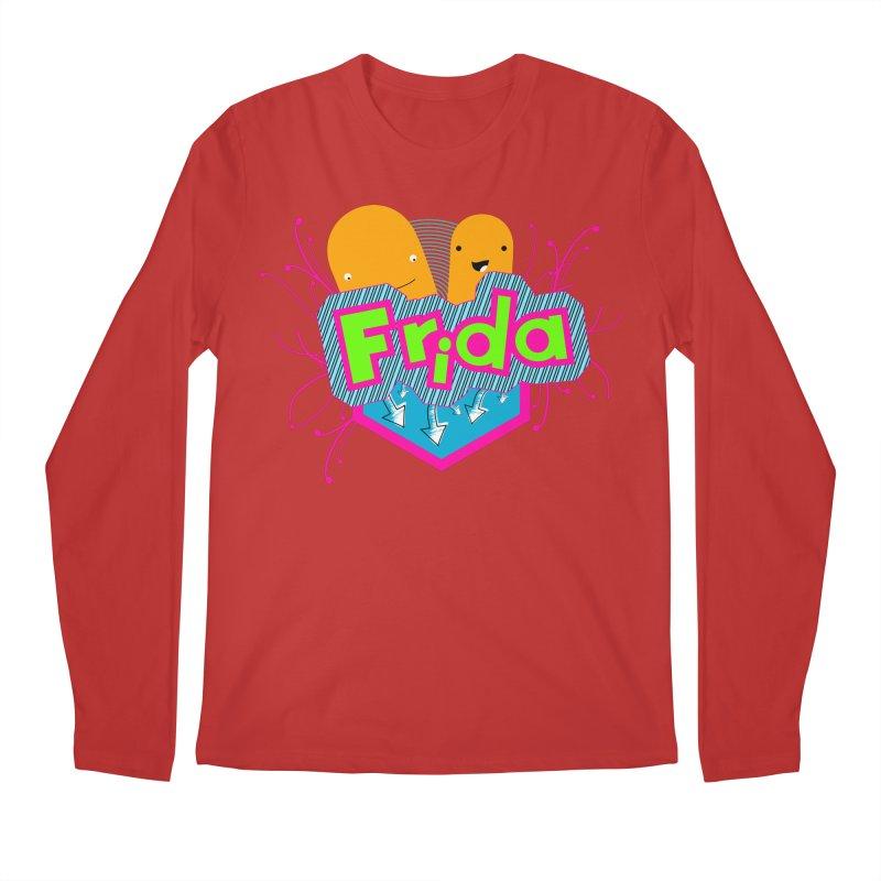 Frida Men's Regular Longsleeve T-Shirt by ZuniReds's Artist Shop