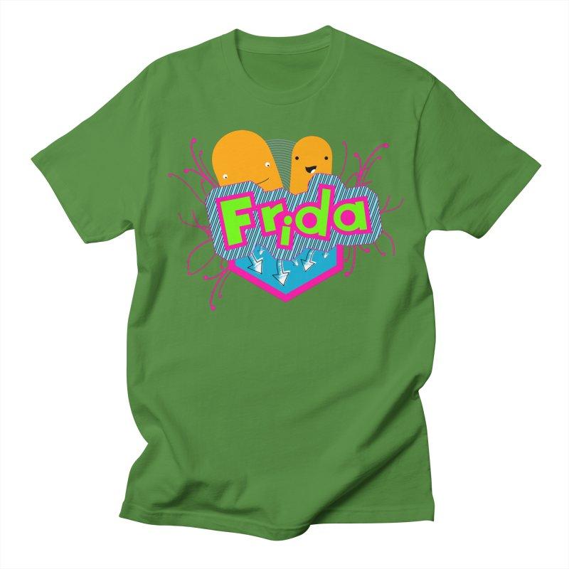 Frida Men's Regular T-Shirt by ZuniReds's Artist Shop