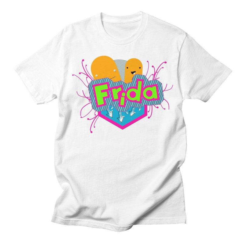 Frida Women's Regular Unisex T-Shirt by ZuniReds's Artist Shop