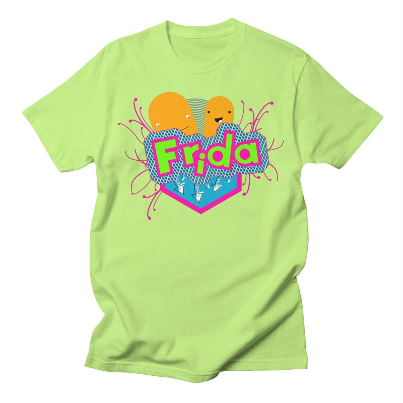 Frida Women's T-Shirt by ZuniReds's Artist Shop