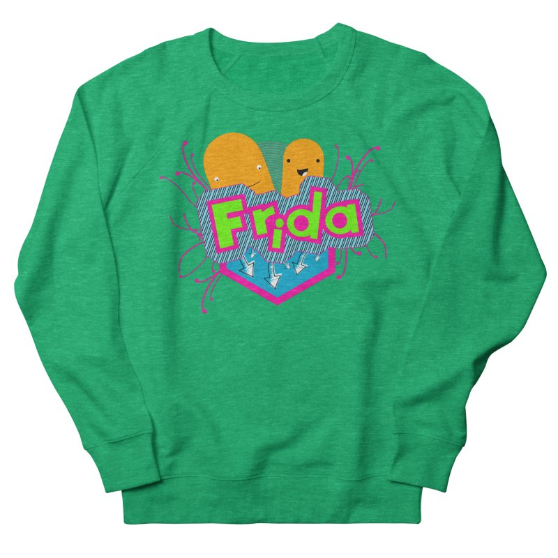 Frida Women's Sweatshirt by ZuniReds's Artist Shop