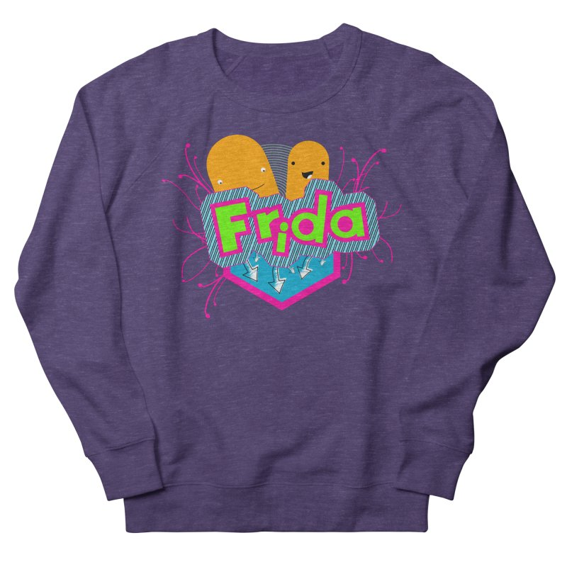 Frida Women's Sweatshirt by ZuniReds's Artist Shop