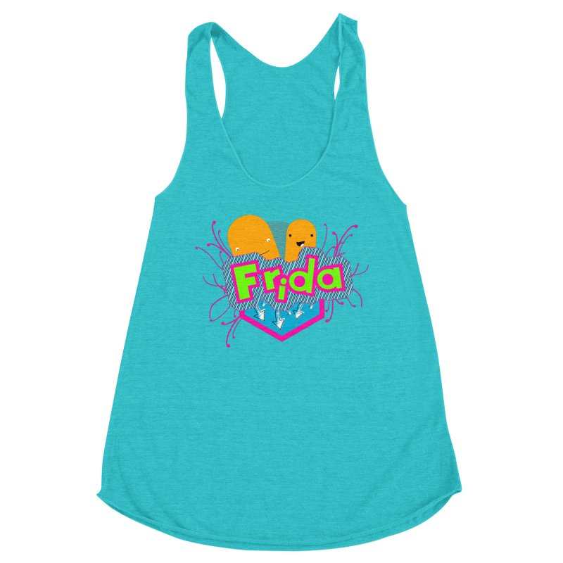 Frida Women's Tank by ZuniReds's Artist Shop