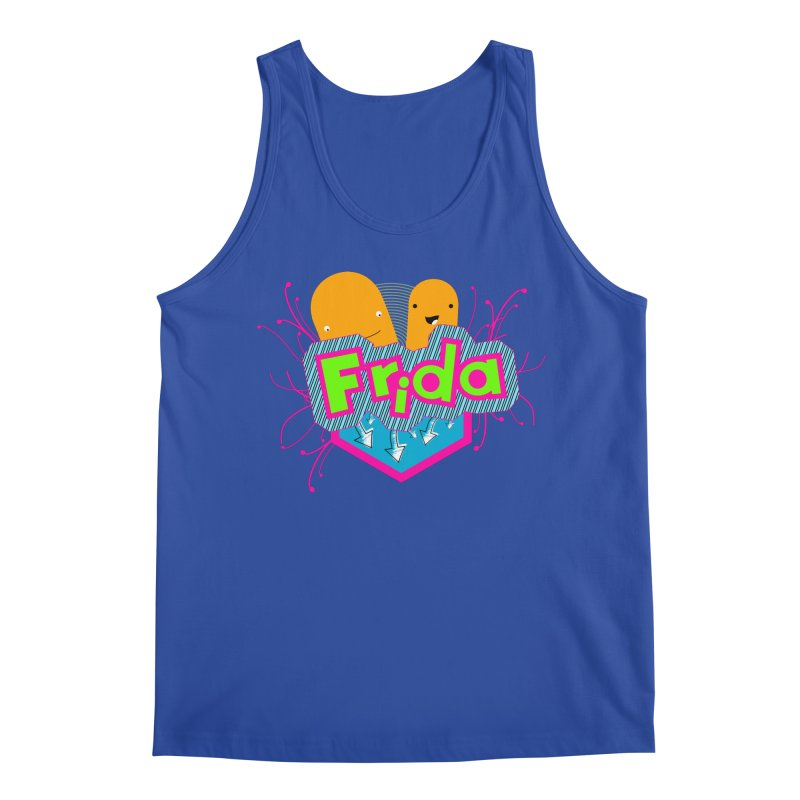 Frida Men's Tank by ZuniReds's Artist Shop