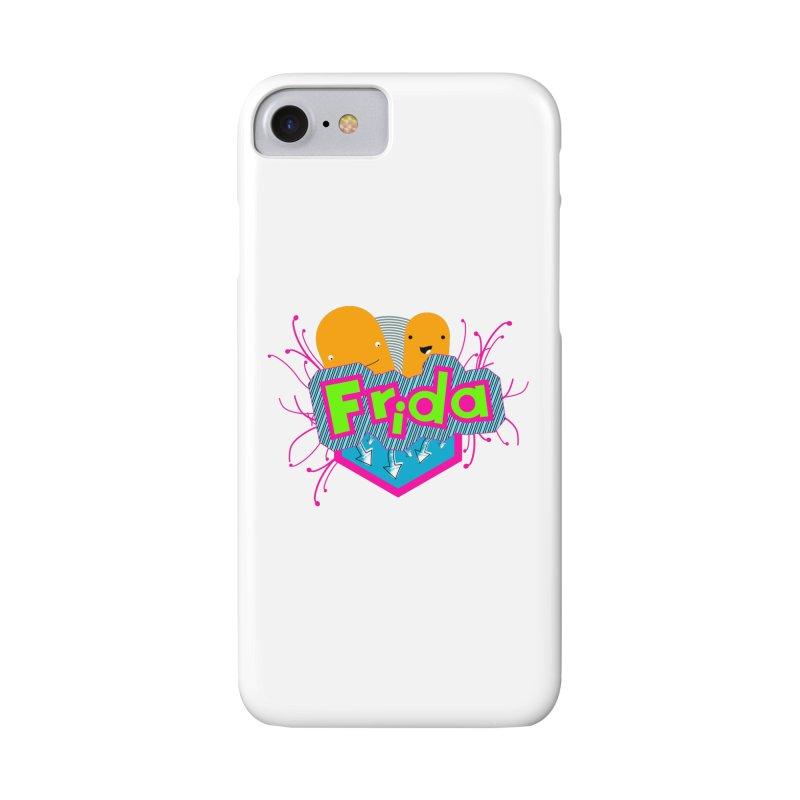 Frida Accessories Phone Case by ZuniReds's Artist Shop