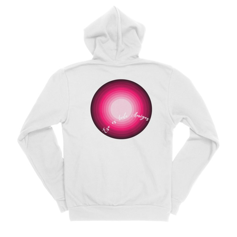 Eso es todo amigos Men's Zip-Up Hoody by ZuniReds's Artist Shop