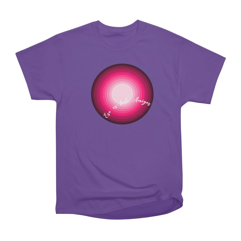 Eso es todo amigos Women's Heavyweight Unisex T-Shirt by ZuniReds's Artist Shop