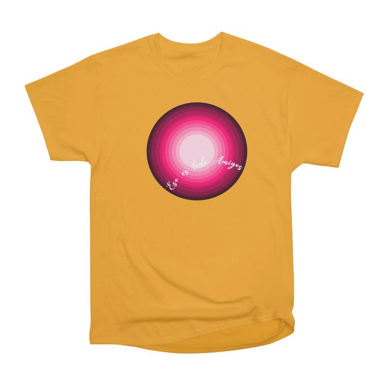 Eso es todo amigos Men's T-Shirt by ZuniReds's Artist Shop