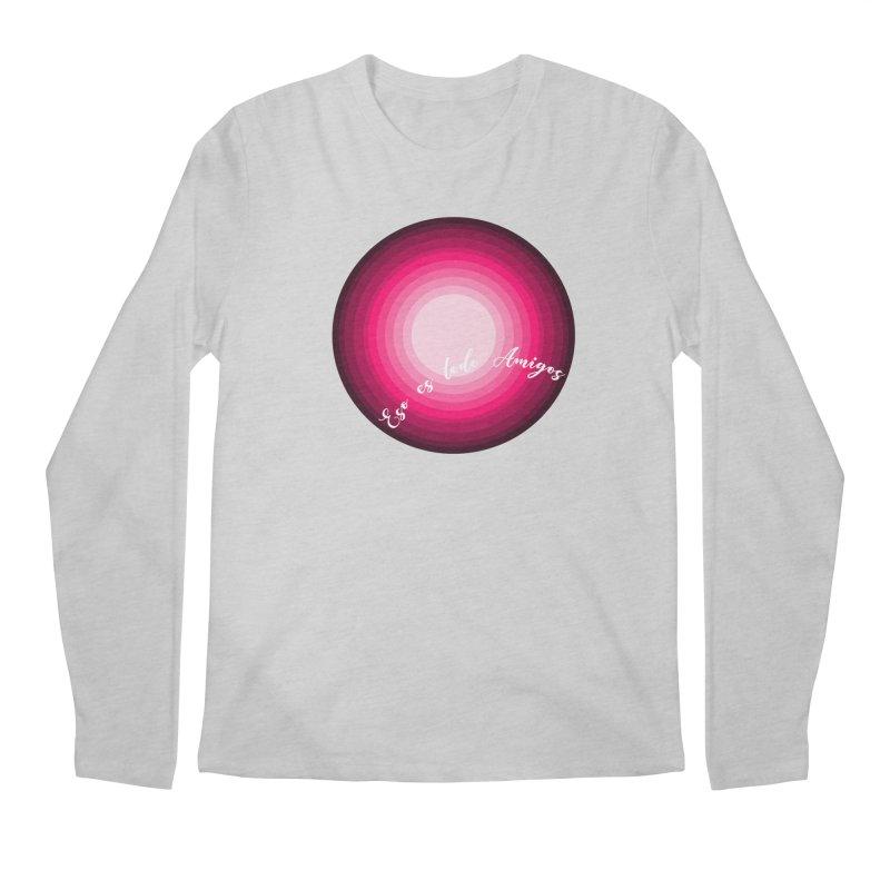 Eso es todo amigos Men's Regular Longsleeve T-Shirt by ZuniReds's Artist Shop