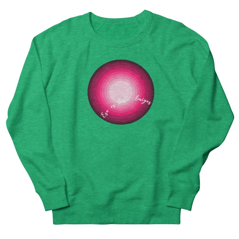 Eso es todo amigos Men's French Terry Sweatshirt by ZuniReds's Artist Shop