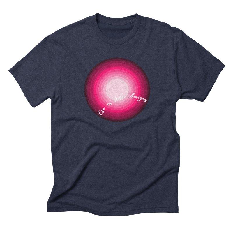 Eso es todo amigos Men's Triblend T-Shirt by ZuniReds's Artist Shop