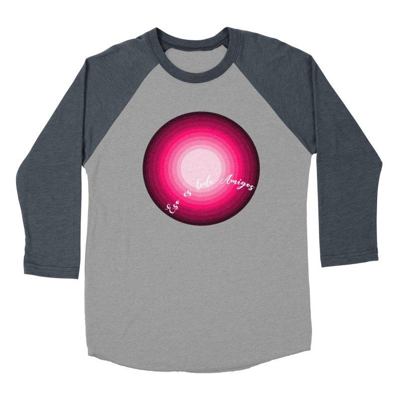Eso es todo amigos Men's Baseball Triblend Longsleeve T-Shirt by ZuniReds's Artist Shop