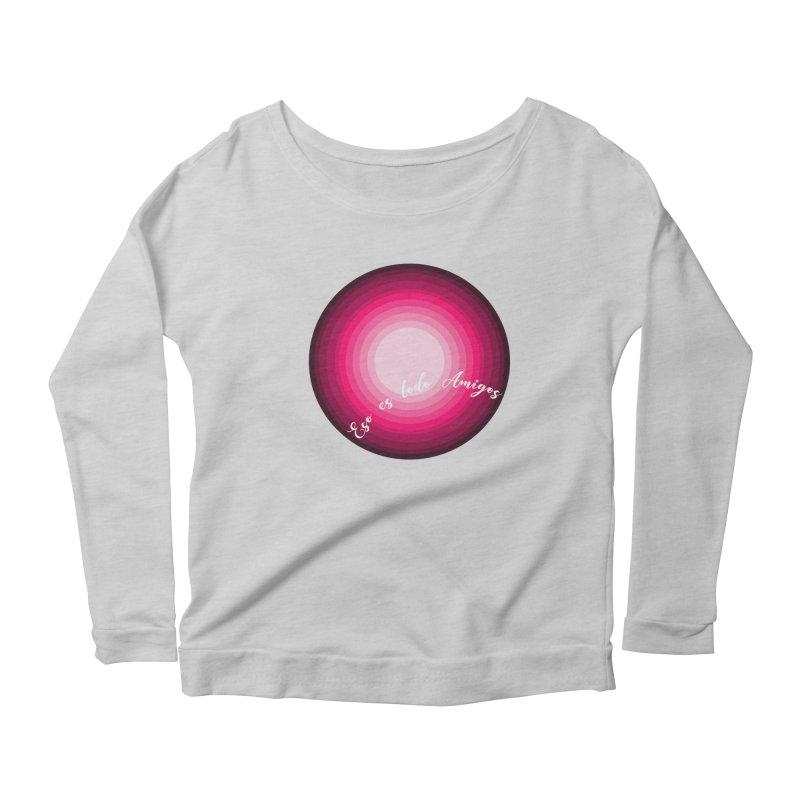Eso es todo amigos Women's Longsleeve T-Shirt by ZuniReds's Artist Shop