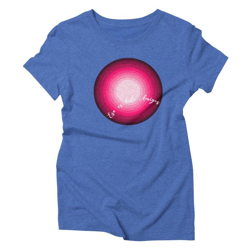 Eso es todo amigos Women's Triblend T-Shirt by ZuniReds's Artist Shop