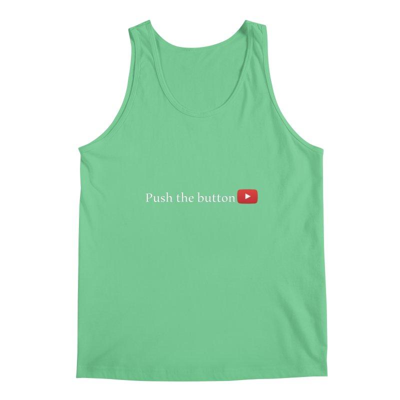 Push the button Men's Regular Tank by ZuniReds's Artist Shop