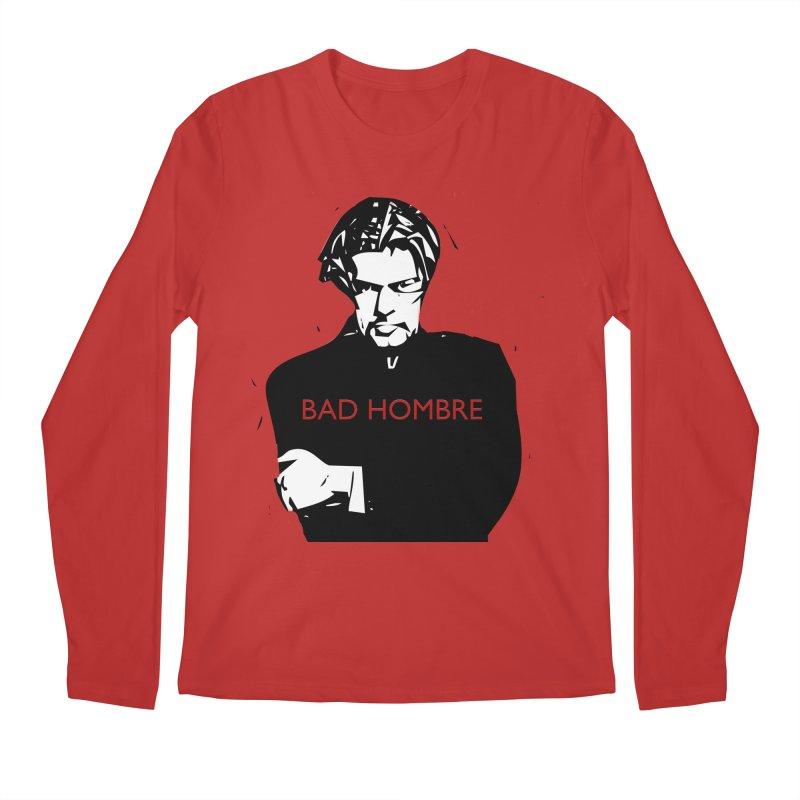 BAD HOMBRE Men's Regular Longsleeve T-Shirt by zuzugraphics's Artist Shop