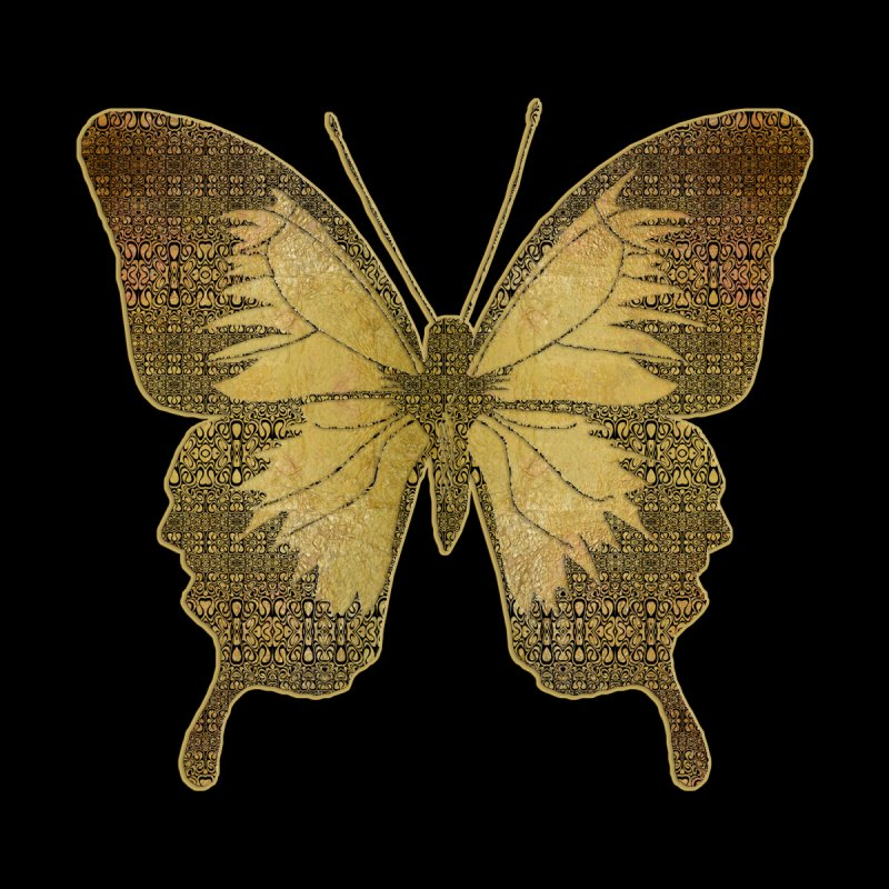 Golden Butterfly by zuzugraphics's Artist Shop