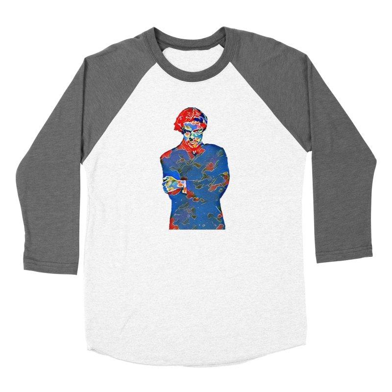 Portrait of a Young Immigrant Women's Longsleeve T-Shirt by zuzugraphics's Artist Shop