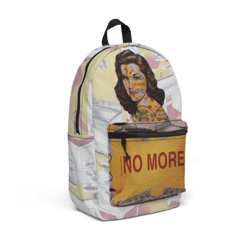 No More Kitchen Appliances for my Birthday! Accessories Backpack Bag by zuzugraphics's Artist Shop