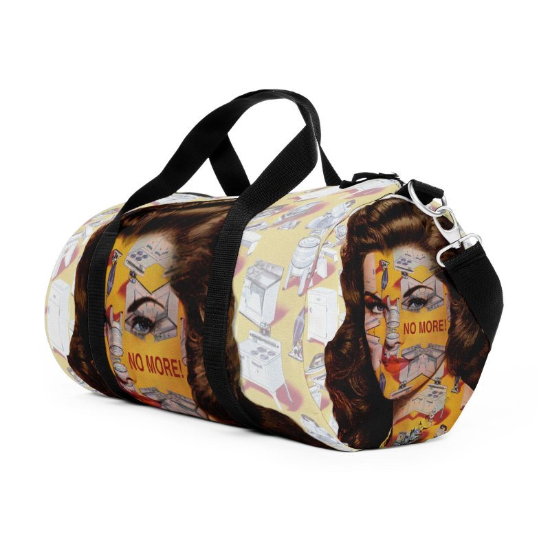 No More Kitchen Appliances for my Birthday! Accessories Duffel Bag Bag by zuzugraphics's Artist Shop