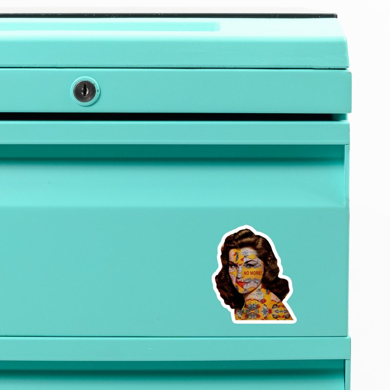 No More Kitchen Appliances for my Birthday! Accessories Magnet by zuzugraphics's Artist Shop