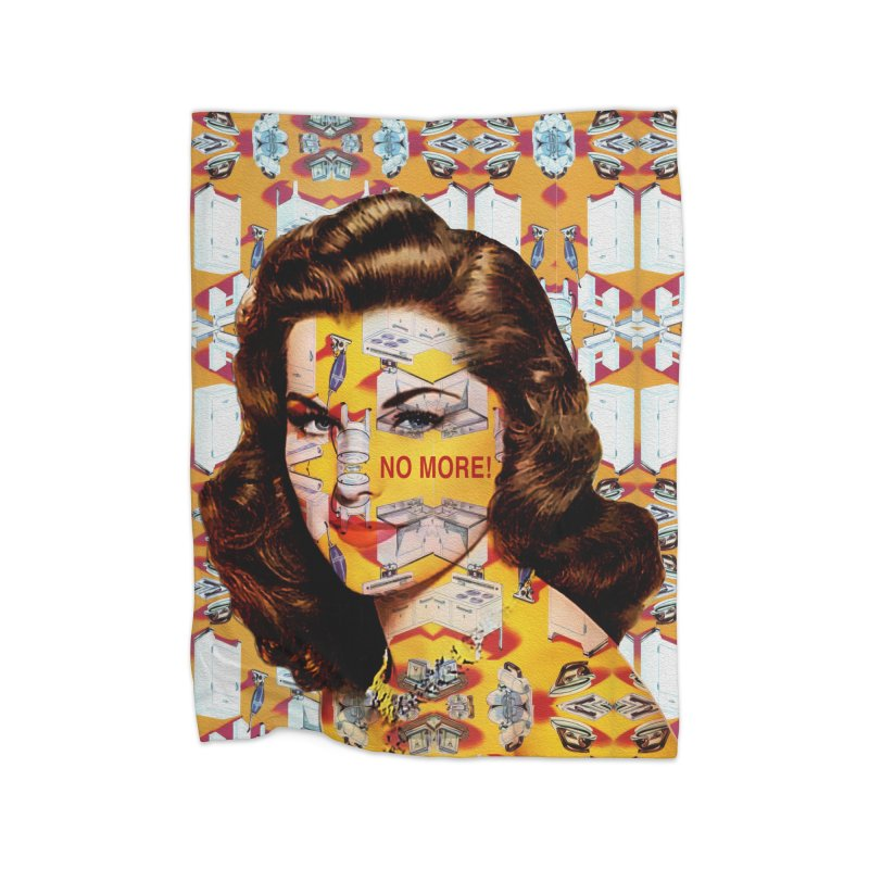 No More Kitchen Appliances for my Birthday! Home Blanket by zuzugraphics's Artist Shop