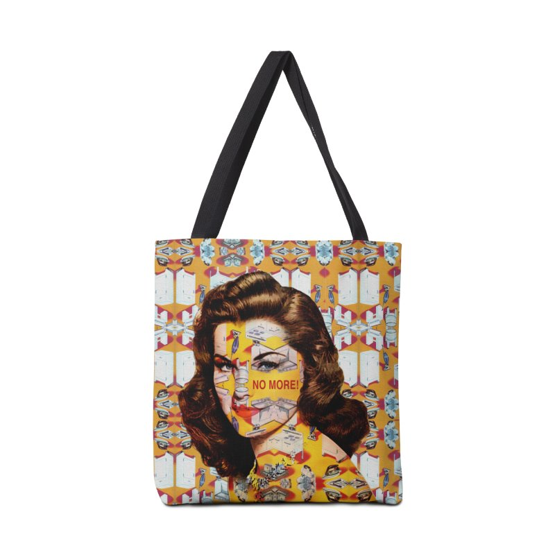 No More Kitchen Appliances for my Birthday! Accessories Bag by zuzugraphics's Artist Shop