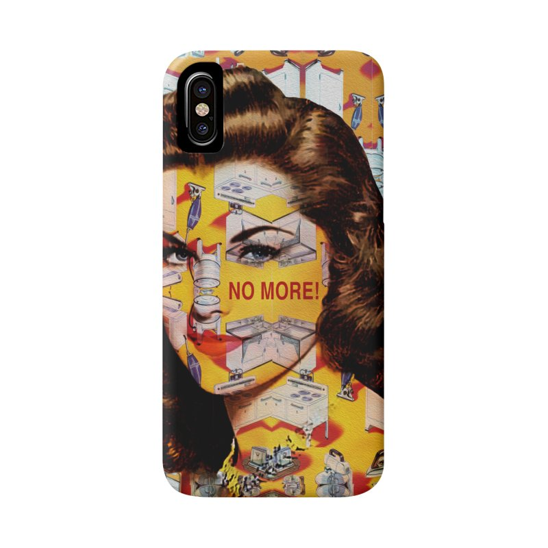 No More Kitchen Appliances for my Birthday! Accessories Phone Case by zuzugraphics's Artist Shop