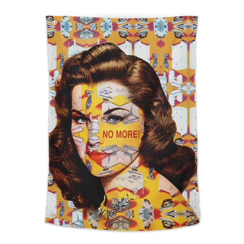 No More Kitchen Appliances for my Birthday! Home Tapestry by zuzugraphics's Artist Shop