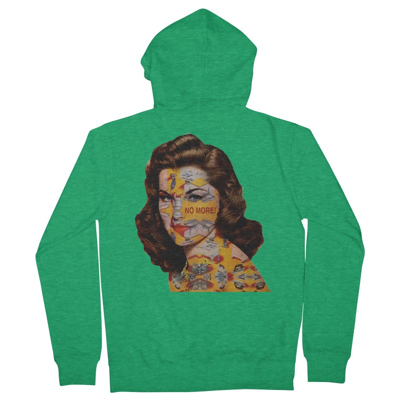 No More Kitchen Appliances for my Birthday! Men's Zip-Up Hoody by zuzugraphics's Artist Shop