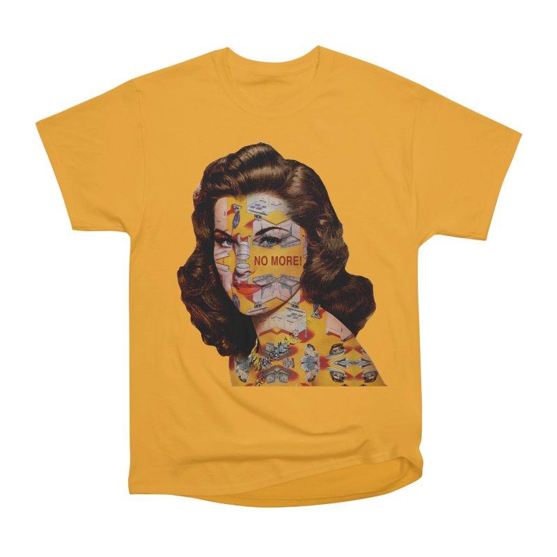 No More Kitchen Appliances for my Birthday! Men's Heavyweight T-Shirt by zuzugraphics's Artist Shop