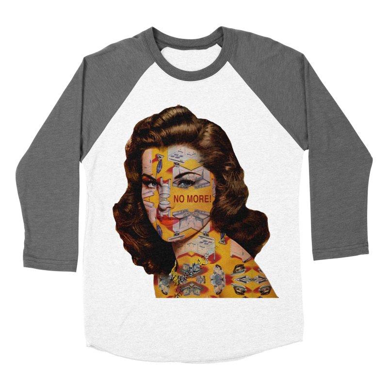No More Kitchen Appliances for my Birthday! Women's Baseball Triblend Longsleeve T-Shirt by zuzugraphics's Artist Shop