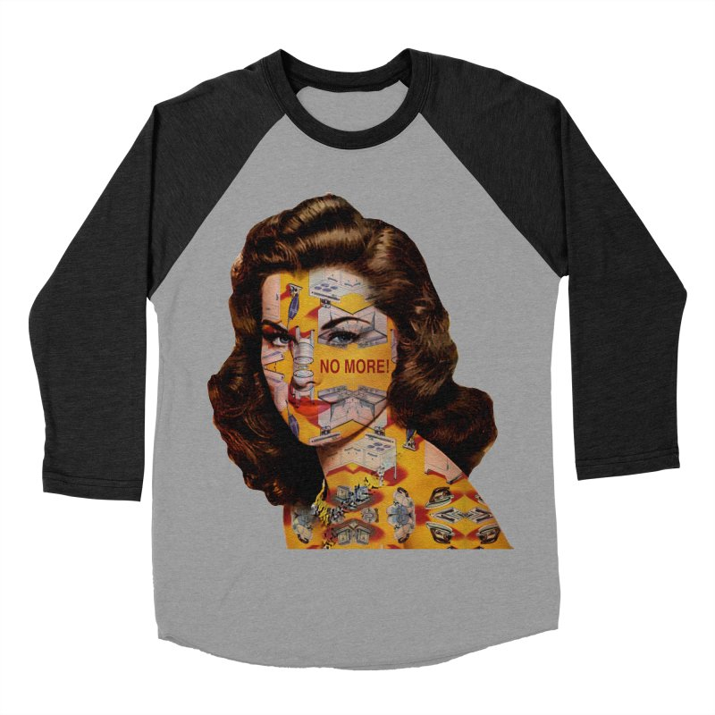 No More Kitchen Appliances for my Birthday! Men's Baseball Triblend T-Shirt by zuzugraphics's Artist Shop