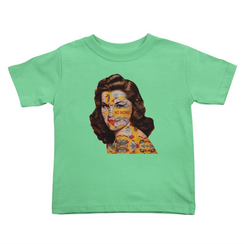 No More Kitchen Appliances for my Birthday! Kids Toddler T-Shirt by zuzugraphics's Artist Shop