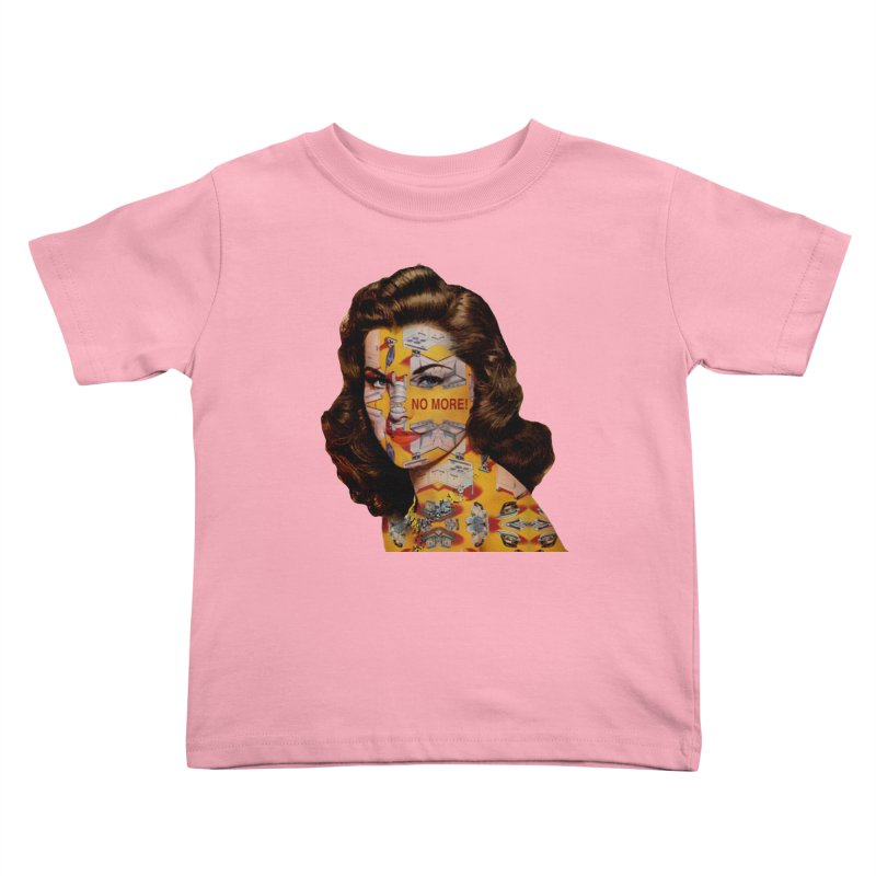 No More Kitchen Appliances for my Birthday! Kids Toddler T-Shirt by zuzugraphics's Artist Shop