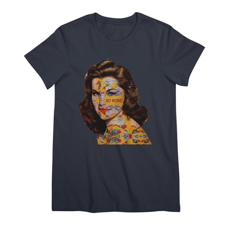 No More Kitchen Appliances for my Birthday! Women's Premium T-Shirt by zuzugraphics's Artist Shop