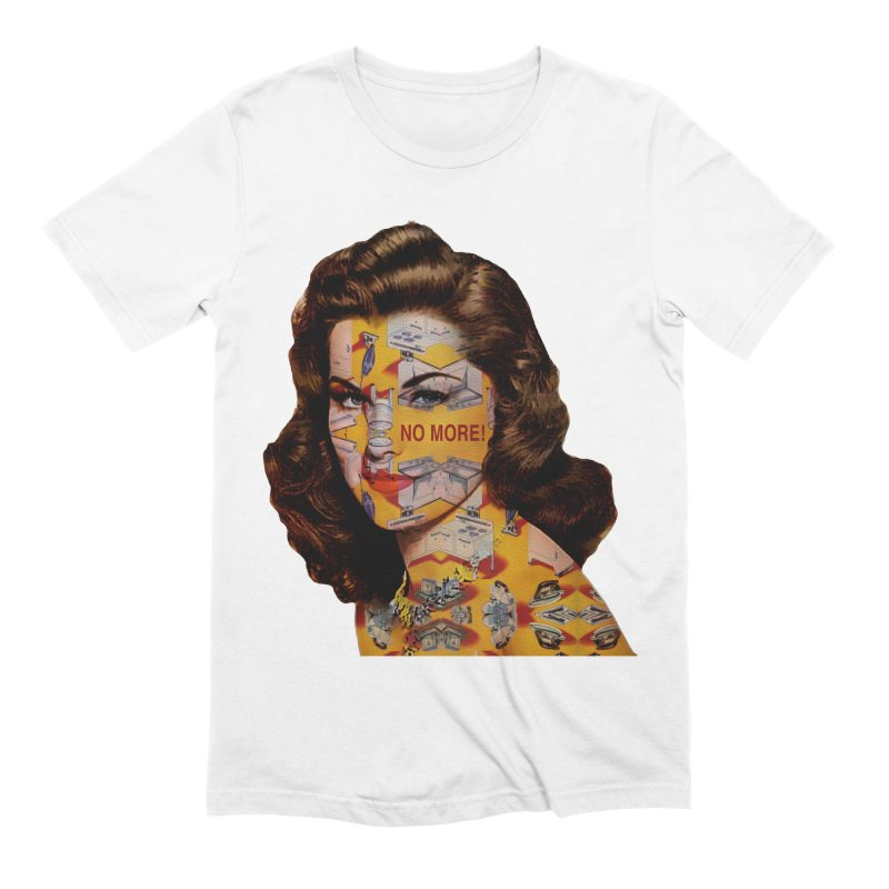 No More Kitchen Appliances for my Birthday! Men's Extra Soft T-Shirt by zuzugraphics's Artist Shop