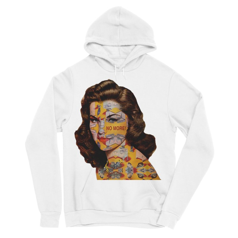 No More Kitchen Appliances for my Birthday! Men's Sponge Fleece Pullover Hoody by zuzugraphics's Artist Shop
