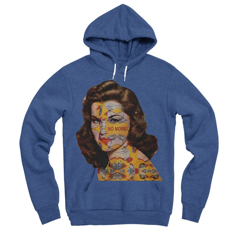 No More Kitchen Appliances for my Birthday! Women's Sponge Fleece Pullover Hoody by zuzugraphics's Artist Shop