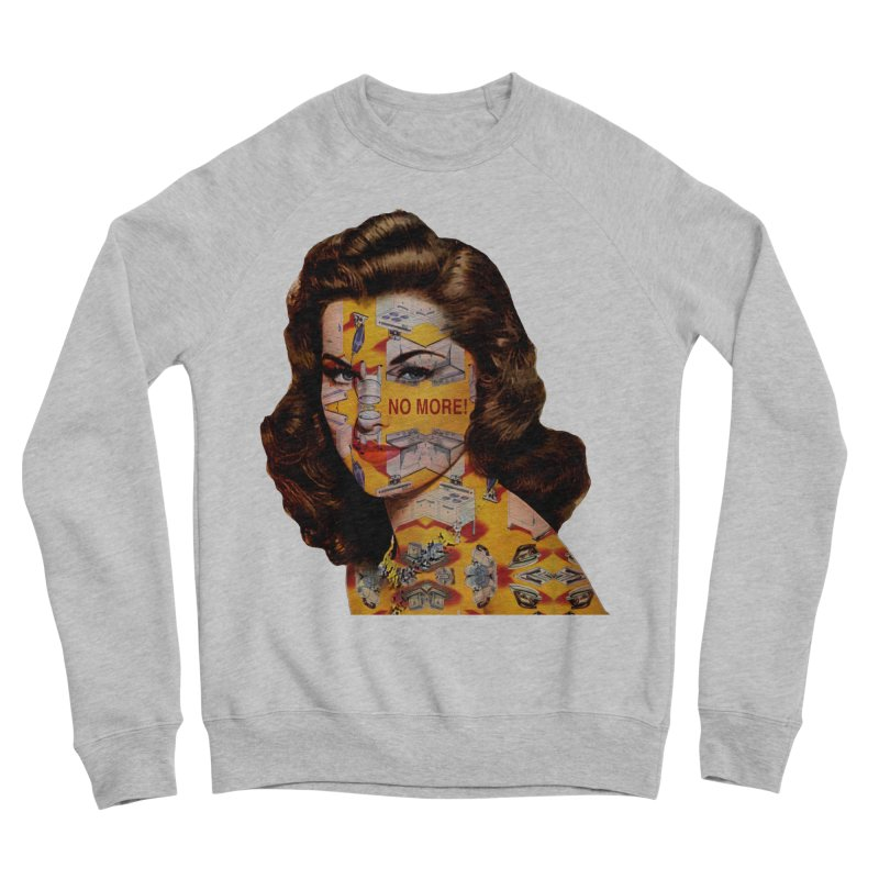 No More Kitchen Appliances for my Birthday! Men's Sponge Fleece Sweatshirt by zuzugraphics's Artist Shop