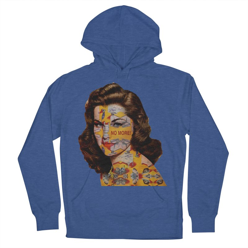No More Kitchen Appliances for my Birthday! Women's French Terry Pullover Hoody by zuzugraphics's Artist Shop