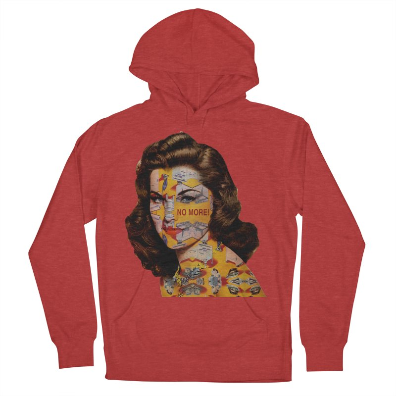 No More Kitchen Appliances for my Birthday! Men's French Terry Pullover Hoody by zuzugraphics's Artist Shop