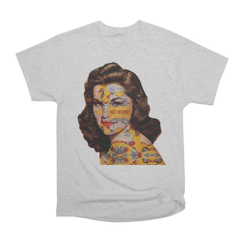 No More Kitchen Appliances for my Birthday! Women's Heavyweight Unisex T-Shirt by zuzugraphics's Artist Shop