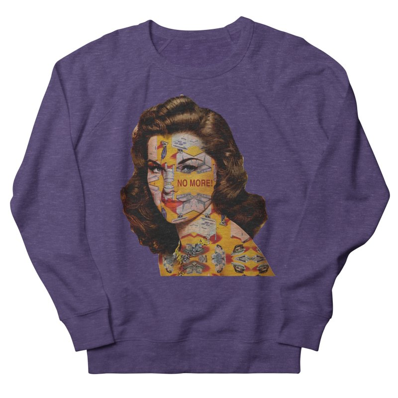 No More Kitchen Appliances for my Birthday! Women's French Terry Sweatshirt by zuzugraphics's Artist Shop